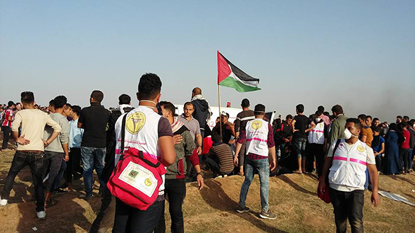 Return march in Gaza